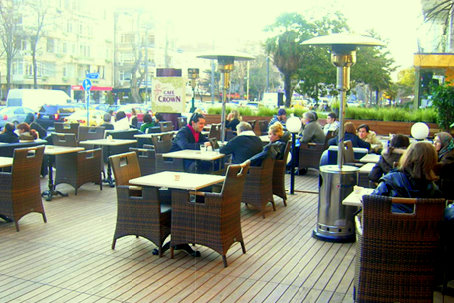 Cafe Crown Caddebostan