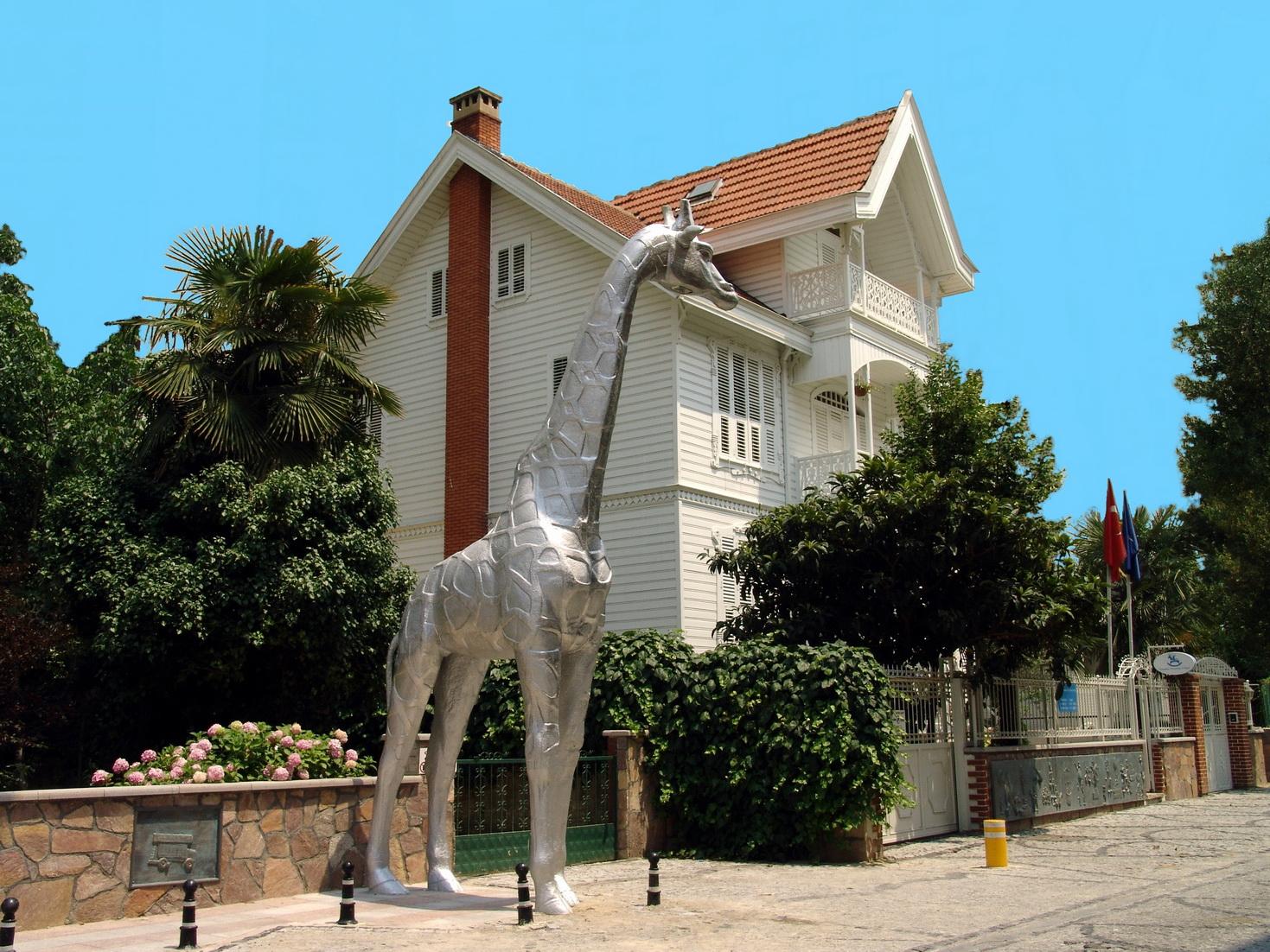 Zürafalı Köşk
