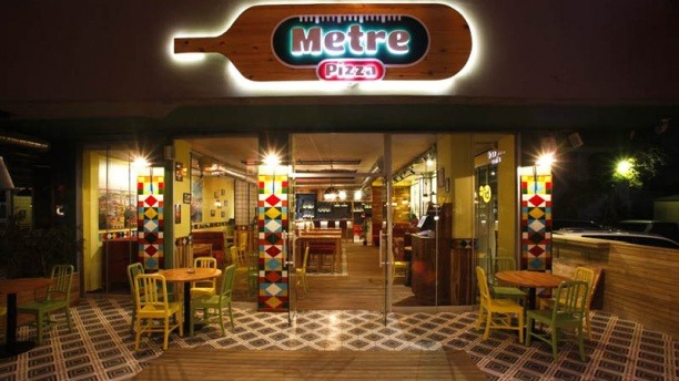 Caddenin İtalyan'ı: Metre Pizza