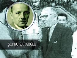 Fenerbahçe'nin stadyumuna ismini vermiş olan Şükrü Saraçoğlu 'nun hayatı.