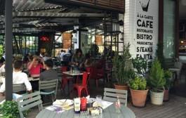 Seç, beğen, al, kafe ve restoran çeşitliliği