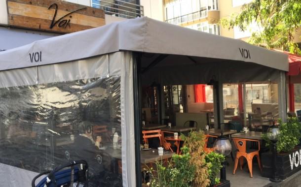 Caddenin kahvaltı mekanı: Voi Cadde
