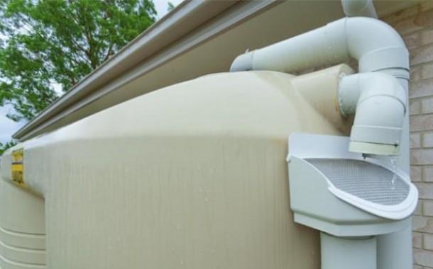 Değişen yönetmelikle , yeni yapılacak binalarda yağmur suyu toplama sistemi yapılacak