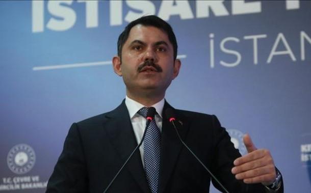 Bakan Kurum, İstanbul'da 117 bin konutta dönüşüm yapıldığını açıkladı