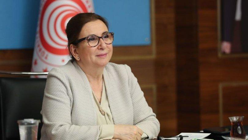 Ticaret Bakanı Pekcan : Esnaf ve sanatkarlar için 1.4 milyon başvuru onaylandı