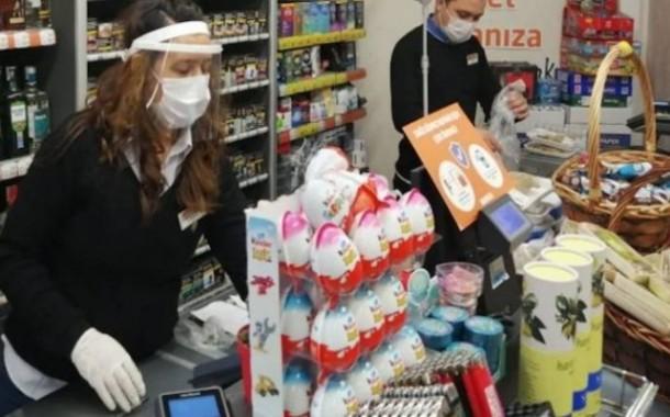 Zincir marketlerde sigara ve elektronik eşya satılamayacak